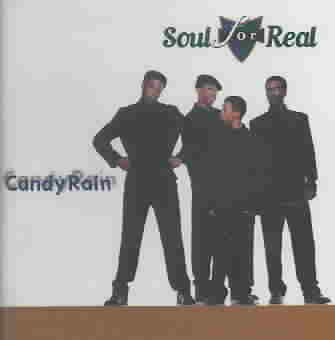 CANDY RAIN BY SOUL FOR REAL (CD)