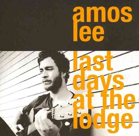 LAST DAYS AT THE LODGE BY LEE,AMOS (CD)